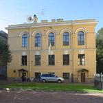 Здание Генерального консульства Эстонии в Санкт-Петербурге.