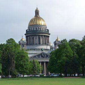 Санкт-Петербург. Фото: Pixabay.com.